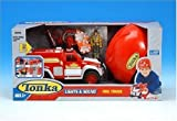 Tonka Lights and Sounds Emergency Vehicle: Fire Truck