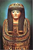 Mummy Case of Lady Teshat, Art Poster by Egyptian