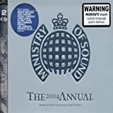Cubierta del álbum de Ministry of Sound: The 2004 Annual (disc 1)