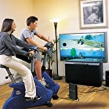 Cateye Video Game Exercise Bike 47-65 (EA) by Cateye