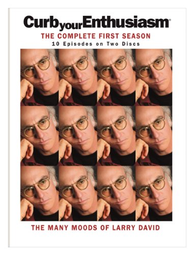 Curb Your Enthusiasm: The Complete First Season DVD