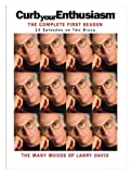 Curb Your Enthusiasm - The Complete First Season - movie DVD cover picture