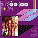 Skivomslag för The Very Best of Kajagoogoo