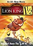 Buy The Lion King 1 1/2 DVD Special Edition