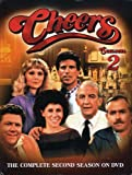Cheers - The Complete Second Season - movie DVD cover picture