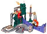 Hot Wheels Tiki Torcher Playset (Jungle Rally)