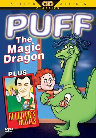 Puff the Magic Dragon and Gulliver's Travels