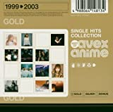 Carátula de SINGLE HITS COLLECTION~Best Of avex anime~GOLD