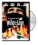 The Wind and the Lion - movie DVD cover picture