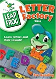 Leap Frog - Letter Factory - movie DVD cover picture