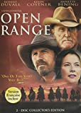 Open Range - movie DVD cover picture
