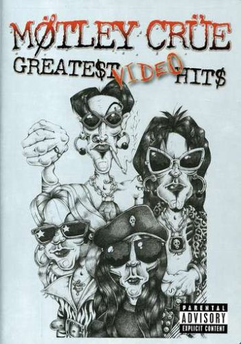 Buy Motley Crue Greatest Video Hits with discount