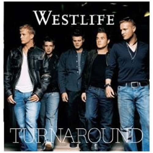 CD-Cover: Westlife - Westlife