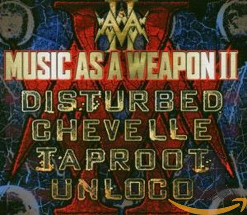 Music as a Weapon II (CD &amp; DVD)