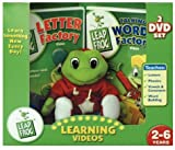 Leap Frog Gift Set - Letter Factory/Talking Word Factory (+ Plush) - movie DVD cover picture