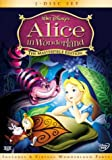 Buy Alice in Wonderland: 2-Disc Masterpiece Edition DVD from Amazon.com