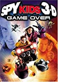 Spy Kids 3-D - Game Over - movie DVD cover picture