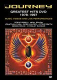Journey - Greatest Hits DVD 1978-1997 - Music Videos & Live Performances - movie DVD cover picture