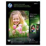 """HP 8.5"""" x 11"""" Semi-gloss Everyday Photo Paper (100-Count) (Q2509A)"""