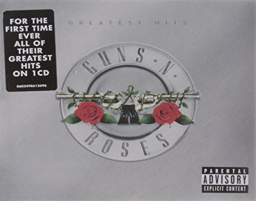 CD-Cover: Guns n' Roses - Greatest Hits