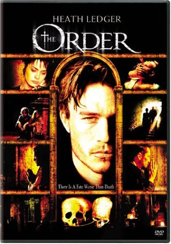 The Order DVD