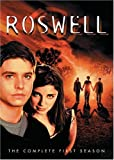 Roswell - The Complete First Season - movie DVD cover picture