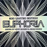 Skivomslag för Limited Edition Euphoria (disc 1: Trance Classics Mixed by Matt Darey)