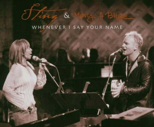 Whenever I Say Your Name [Germany CD]