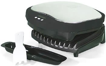 George Foreman 19932 Entertaining Seven Portion Grill