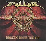 Copertina di album per Broken Down: The EP