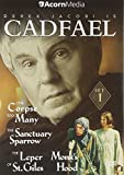 DVD : Cadfael, Set 1 (One Corpse Too Many / The Sanctuary Sparrow / The Leper of St. Giles / Monk's Hood)
