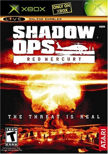 Demo Shadow Ops: Red Mercury