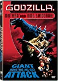 Godzilla, Mothra and King Ghidorah: Giant Monsters All-Out Attack (2001) (Movie)
