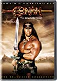 Conan - The Complete Quest (Conan The Barbarian/The Destroyer)