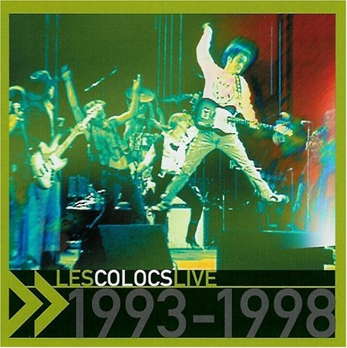 Les Colocs - Live 1993-1998 (CD + DVD)