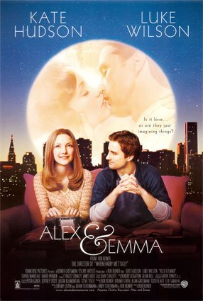 Alex and Emma / Алекс и Эмма (2003)