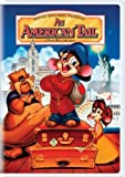 An American Tail - movie DVD cover picture
