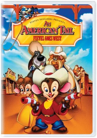 American Tail: Fievel Goes West / ������������ ������� 2: ����� ���� �� ����� (1991)