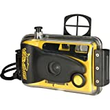 SeaLife SharkDiver SL 300 Underwater Reloadable Camera - Clear/Yellow/Black