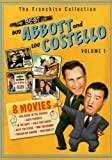 The Best of Abbott & Costello - Volume 1 (8 Film Collection)