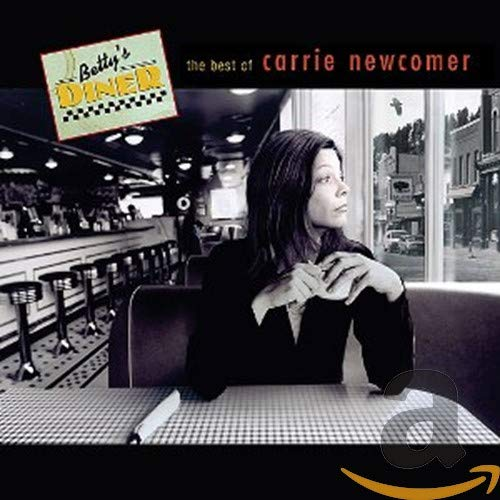 Betty's Diner: The Best of Carrie Newcomer by Carrie Newcomer album cover