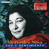 Album cover for Voz y Sentimiento