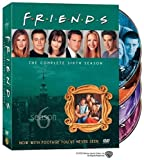 Friends - The Complete Sixth Season - movie DVD cover picture