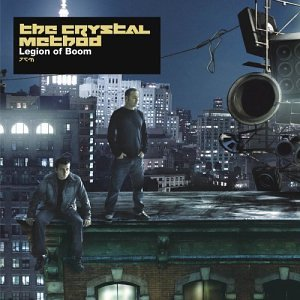 Original album cover of Legion of Boom by The Crystal Method