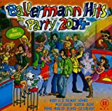 Pochette de l'album pour Ballermann Hits 2004 (disc 1)
