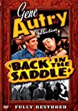 Gene Autry Collection - Back in the Saddle - movie DVD cover picture
