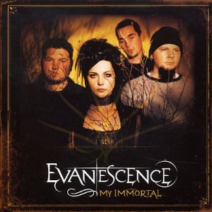 Cover My Immortal [UK Single]