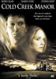 Cold Creek Manor - movie DVD cover picture