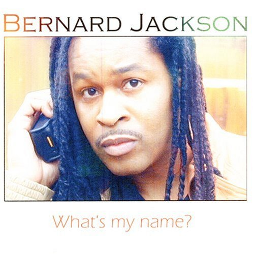 Original album cover of What's my name? by Bernard Jackson