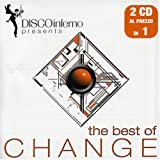Pochette de l'album pour The Best of Change (disc 2)